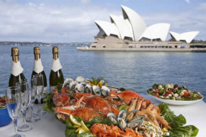 Seafood Lunch Cruise