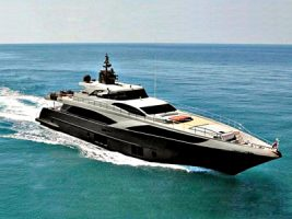 Ghost II Superyacht