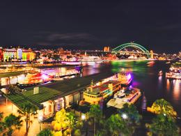 Vivid Festival Cruises
