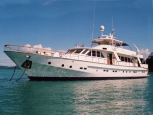 Hiilani Boat
