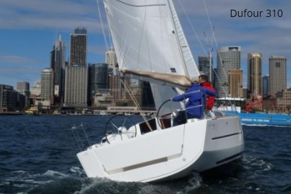 Dufour 310 - 005