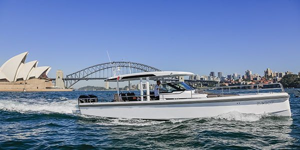 Sydney Harbour Boat Tours. Photo by Salty Dingo